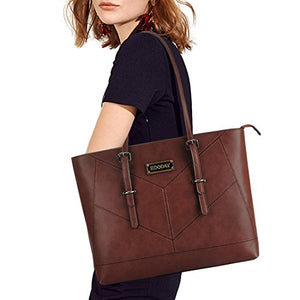Edoday Laptop Bag For Women131415.6 Inch Laptop Tote Bag