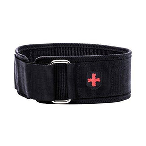 Harbinger 4-Inch Nylon Weightlifting Belt, Small