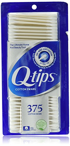 Q Tips Swabs 375ct Size 375ct Q Tips SwabsA 375 Ct Ea 2 PACK