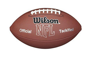 Wilson Nfl Mvp Pee Wee Football, Brown