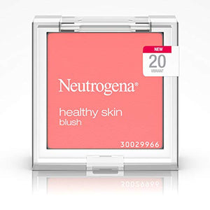 Neutrogena Healthy Skin Blush, 20 Vibrant, .19 Oz.