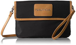 Nautica All Rfid Blocking Mini, Black