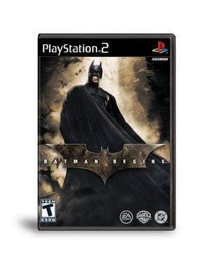 Electronic Arts Batman Begins - Playstation 2