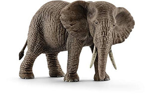 Schleich Female African Elephant Toy Figure