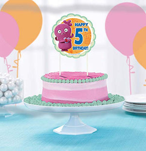 """UglyDolls Movie"" Multicolor Customizable Cake Decoration Kit, 16 Pc."