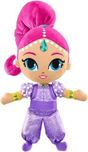 Fisher-Price Nickelodeon Shimmer & Shine, Zahramay Plush Friends, Shimmer
