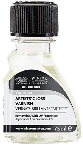 Winsor & Newton Artists' Gloss Varnish, 75Ml