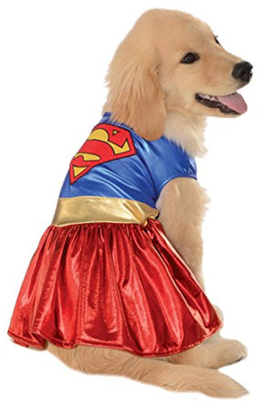 Rubies Dc Comics Pet Costume Small Supergirl