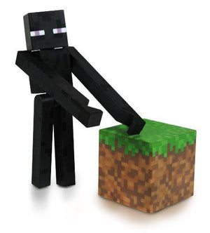Minecraft Core Enderman Figure Pack