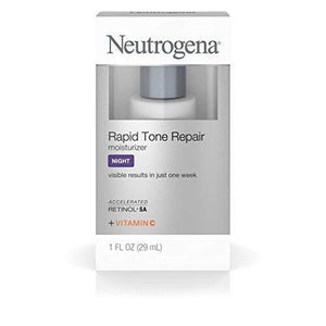 Neutrogena Rapid Tone Repair Moisturizer Night - 1 Fl Oz