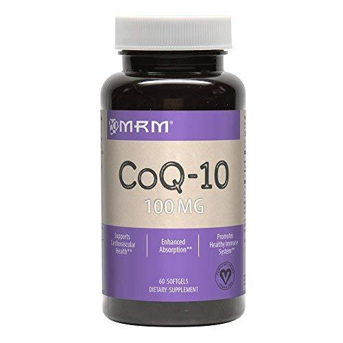 Mrm Coq-10 100Mg (Pel Delivery System) As Ubiquinone, 60-Softgels