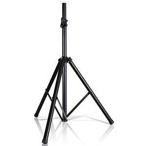 Pyle Universal Speaker Stand Mount Holder - Heavy Duty Tripod