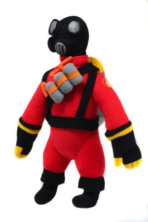 Neca Valve Team Fortress - Pyro - Plush 13""