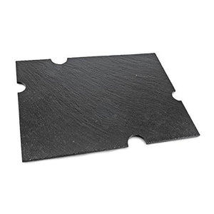 Swissmar Swiss Cheese Slate Cheese Board