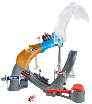 Disney Planes Micro Drifters Air Dare Loop Track Set