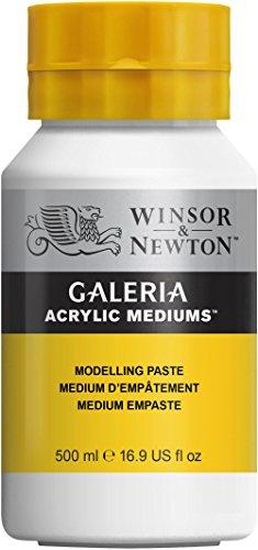 Winsor & Newton Galeria Acrylic Medium Modelling Paste, 500Ml