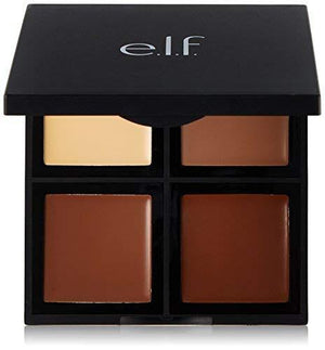 ELF Cream Contour Palette, 0.43 Ounce