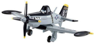 Disney Planes 1:55 Die Cast Plane Navy Dusty Crophopper Jolly Wrenches