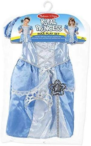 Melissa & Doug Royal Princess Role Play