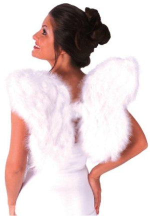 Rubies Soft Feathered Angel Wings