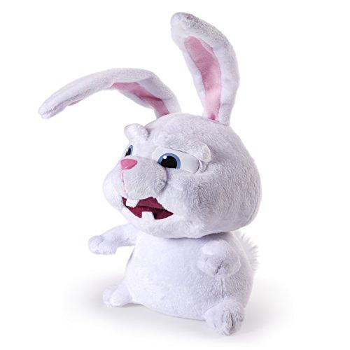"The Secret Life Of Pets - Snowball 12"" Talking Plush Buddy"