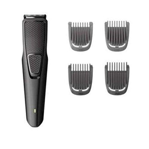 Philips Norelco Beard Trimmer Bt1217/70 - Cordless Grooming Usb Rechargable