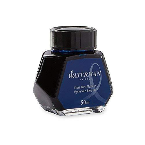 Waterman Bottled Ink Refill - Mysterious Blue 2 Oz. S0110790
