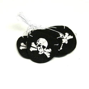 Fun Express Felt Pirate Eye Patches (2-Pack Of 12)