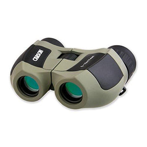 Carson Minizoom 5-15X17Mm Ultra Compact And Lightweight Zoom Binoculars For Travel, Bird Watching, Hiking, Camping, Survei