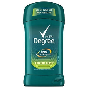 Degree Men Extreme Blast Deodorant For Men - 2.7 Oz