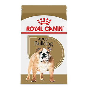 Royal Canin Bulldog Adult Breed Specific Dry Dog Food, 6 lb. bag