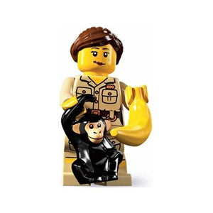 Lego - Minifigures Series 5 - Zookeeper