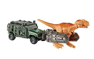 Matchbox Jurassic World Dino Transporters Tyranno-Hauler Vehicle