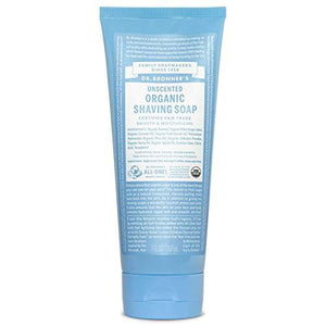 Dr. Bronner'S Shaving Gel, Naked - 7 Oz