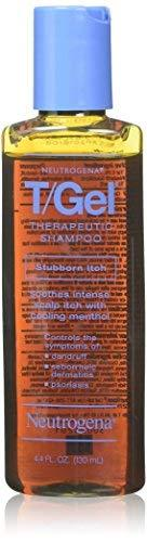 Neutrogena Tgel Shampoo Stubborn Itch Control 4.4 Fl Oz Pack Of 2