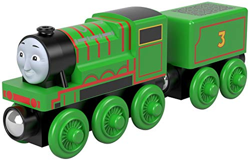 Thomas and Friends Wood Henry Push-Along Train Engine
