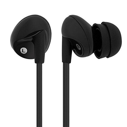 HIFIMAN RE300i Black in-Ear Headphones for iPhones, iPads, iPods and All Other Apple Products