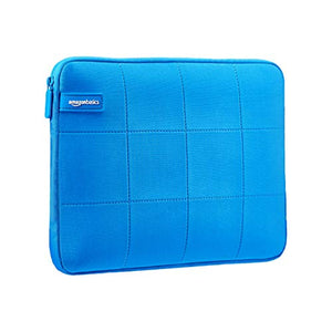 "AmazonBasics 15.6"" Urban Laptop Sleeve Case - Blue"
