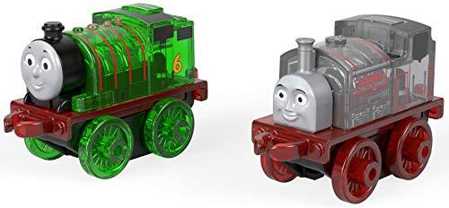 Fisher-Price Thomas & Friends Minis, Light-Ups, Percy & Ben