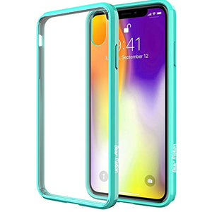 Bear Motion Iphone X/Xs- Premium Pc/Tpu Fusion Case For Iphone X/Xs Shockproof Impact Resistant Case Green