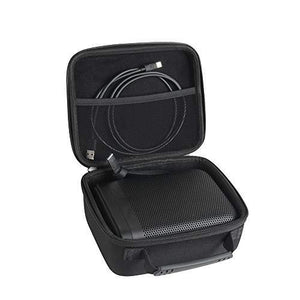 Hermitshell Hard Carrying Case For Fits Beoplay P6 Portable Bluetooth Speaker (Black)