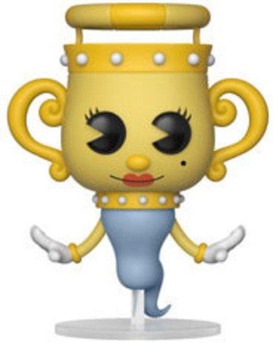 Funko Pop Games: Cuphead-Legendary Chalice Collectible Figure