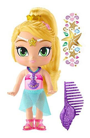 Fisher-Price Nickelodeon Shimmer & Shine, Genie Beach Leah