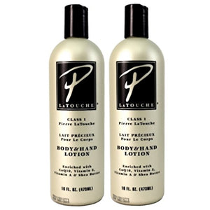 P. Latouche Body & Hand Lotion 16 Ounce (473ml) (2 Pack)
