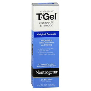 Neutrogena TGel Therapeutic Shampoo Original Formula  44 oz  2 pk
