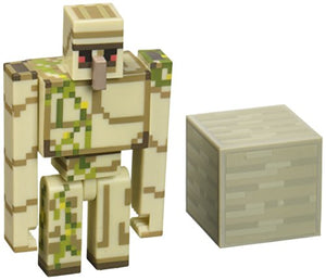 Minecraft Iron Golem Figure Pack