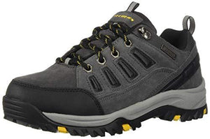 Skechers Men'S Relment Hiking Boot Grey 8 Wide Us