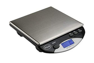 American Weigh Scales Amw-1000-Blk Compact Bench Scale - 1000 By 0.1 G