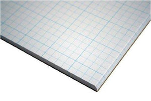 Helix Bond Pad, 4 x 4 Grid, 8.5 x 11 Inches, 50 Sheets (27111)
