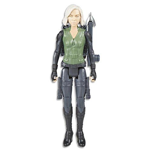 Marvel Avengers: Infinity War Titan Hero Power Fx Black Widow